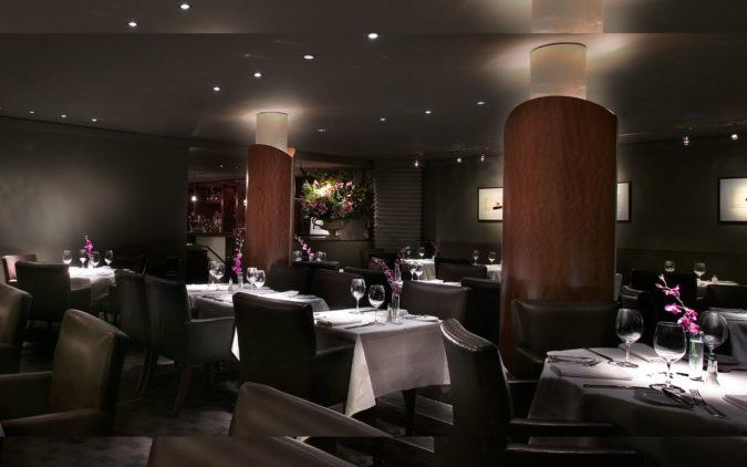 Toronto Fine Dining Restaurants